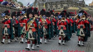 Download British Army Bands celebrating Armed Forces Day 2014 Video