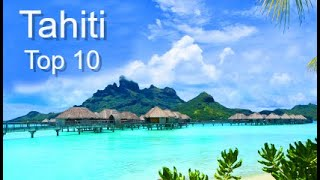 Download Tahiti Top Ten Things to Do, by Donna Salerno Travel Video
