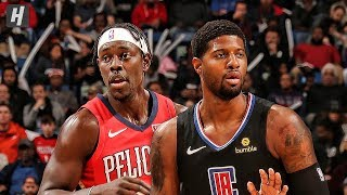 Download Los Angeles Clippers vs New Orleans Pelicans - Full Highlights | November 14 | 2019-20 NBA Season Video