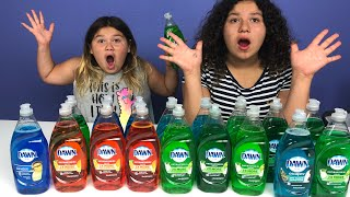Download Don't Choose the Wrong Dish Soap Slime Challenge Video