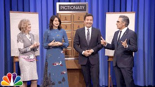 Download Pictionary with Shailene Woodley, Eugene Levy and Catherine O'Hara Video