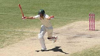 Download Mitchell Marsh scores his second Ashes century Video