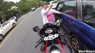 Download Biker Smash Mirror | Extremely Close Calls, Road Rage, Crashes & Scary Motorcycle Accidents [EP #25] Video