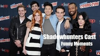 Download Shadowhunters Cast Funny Moments Video