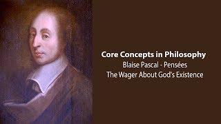 Download Blaise Pascal | The Wager About God's Existence (Pensées) | Philosophy Core Concepts Video