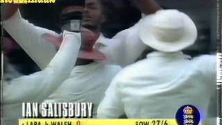 Download *FAIL* ENGLAND ALL OUT 46........vs WEST INDIES 1994 3RD TEST Video
