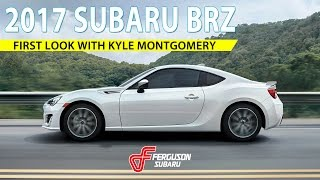 Download 2017 Subaru BRZ - First Look Video