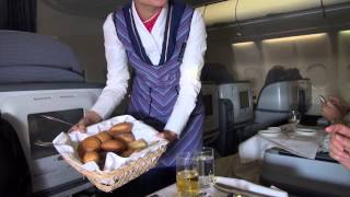 Download China Southern Airlines, Business Class, Guangzhou Airbus A330 Video