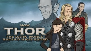 Download How Thor The Dark World Should Have Ended Video