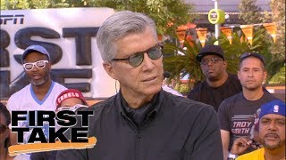 Download Michael Buffer wants Danny Jacobs to face winner of Canelo vs. GGG | First Take | ESPN Video