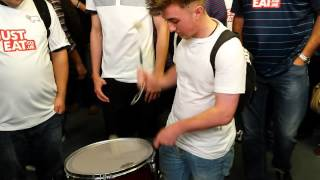 Download Derby County's Drummer Boy. Video