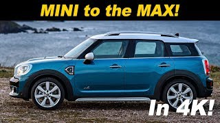 Download 2018 MINI Countryman Review and Road Test In 4K UHD Video