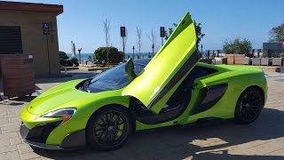 Download What Makes a Car $400k? Mclaren 675 LT Video
