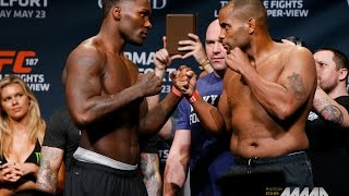 Download UFC 187 Weigh-Ins: Anthony Johnson vs. Daniel Cormier Video