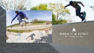 Download Red Bull AMs - Wingin' It In Detroit Video