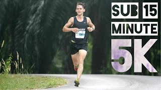 Download How to Run a Sub 15 Minute 5K | Interview Video