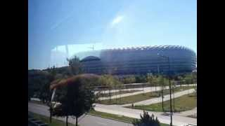 Download Allianz-Arena München Anfahrt Video