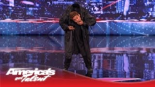 Download Kenichi Ebina Performs an Epic Matrix- Style Martial Arts Dance - America's Got Talent Video