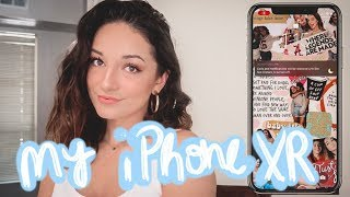 Download honest review of iPhone XR, what's on my iPhone, + how I edit my Instagram pictures! Video