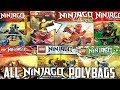 ALL LEGO Ninjago Polybags Ever Made! (2011-2019 Legacy)