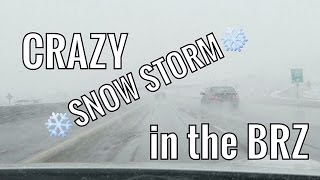 Download Almost Dying in a Snow Storm Video