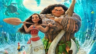 Download Moana ALL TRAILERS - Dwayne Johnson & Auli'i Cravalho - Disney Animation (2016) Video