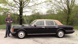 Download Here's What a $300,000 Rolls-Royce Was Like... in 1996 Video