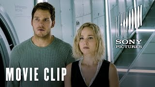 Download Passengers - Power Plant Clip - Starring Jennifer Lawrence and Chris Pratt - At Cinemas December 21 Video