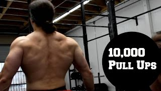 Download RESULTS FROM DOING 10,000 PULL UPS (Physique Update) Video
