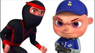 Download Zool Babies Catching a Thief | Zool Babies Series | Cartoons For Children | Videogyan Kids Shows Video