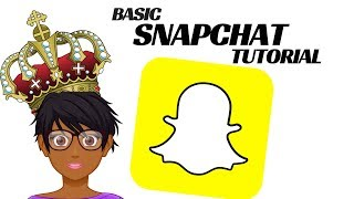Download Basic snapchat tutorial - How to use snapchat Video