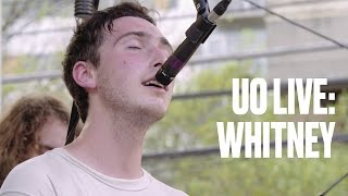 Download Whitney ″No Woman″ — UO Live Video