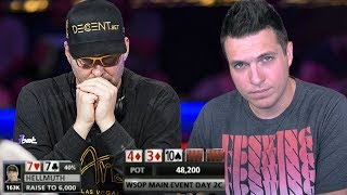 Download Why Everyone Is Freaking Out About This Phil Hellmuth Incident (2018 WSOP) Video