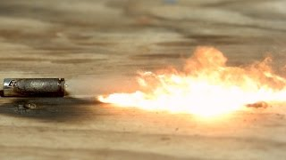 Download Exploding Batteries in Slow Motion - The Slow Mo Guys Video