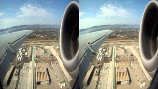 Download GoPro 3D rig takes off from LAX Video