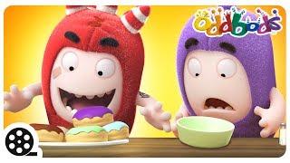 Download Cartoon   Oddbods - Food Flicker   Funny Cartoons For Children Video