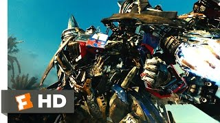 Download Transformers: Revenge of the Fallen (10/10) Movie CLIP - I Rise, You Fall (2009) HD Video