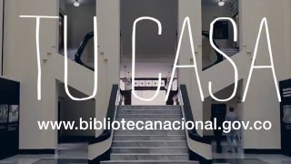 Download Biblioteca Nacional de Colombia. ¡La Casa de los Colombianos! Video