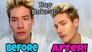 Download WHY BOYS SHOULD WEAR MAKEUP! Video