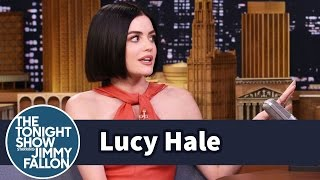 Download *NSYNC Superfan Lucy Hale Cried When She Met Justin Timberlake Video