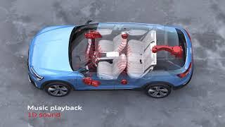 Download 2018 Audi e-tron SUV // 3d sound Video