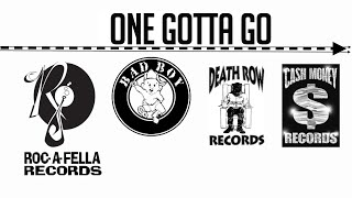 Download One Gotta Go! Cash Money, Bad Boy, Roc-a-fella & Death Row!! Video