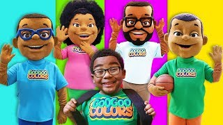 Download Where are You Song! (Goo Goo Toonz Family Finger Morning Routine) Video