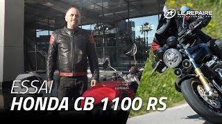 Download Essai Honda CB 1100 RS Video