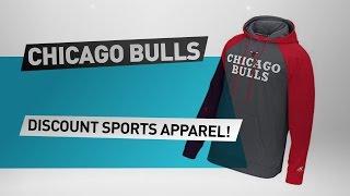 Download Chicago Bulls Discount Sports Apparel // NBA merchandise Video