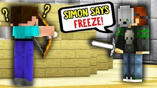 Download SIMON SAYS IN MINECRAFT MURDER MYSTERY! Video