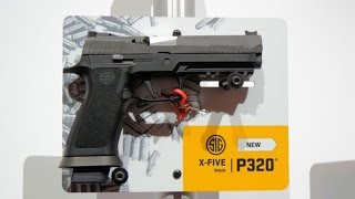 Download SHOT Show 2017 | SIG Sauer's P320 X-FIVE with Phil Strader Video