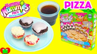 Download Yummy Nummies Deluxe Pizza Party Set with Cupcakes and Soda Video