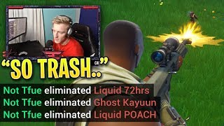 Download Everyone is AMAZED When Tfue DESTROYS Pro SQUADS by Himself! Video