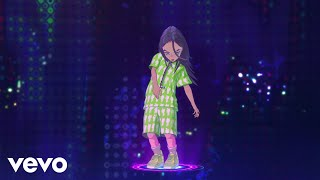 Download Billie Eilish - you should see me in a crown (Official Video By Takashi Murakami) Video